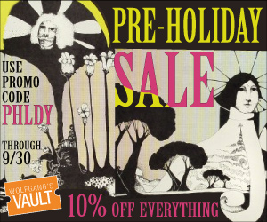 Wolfgang's Vault - Pre-Holiday Sale 10%