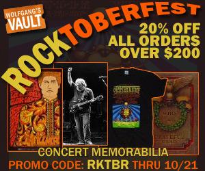 Wolfgang's Vault - Rocktoberfest