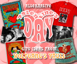 Wolfgang's Vault - Valentine's Day gift ideas