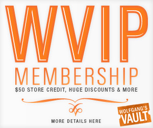 Wolfgang's Vault - WVIP Membership