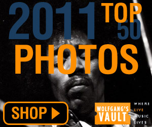 Wolfgang's Vault - Top 50 Photos of 2011