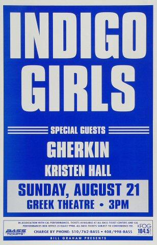 Indigo Girls Poster