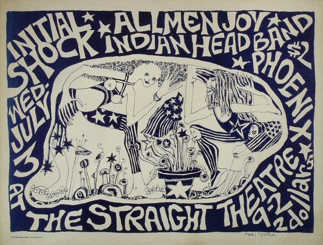 Initial Shock Poster