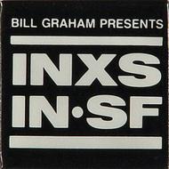INXS Vintage Pin
