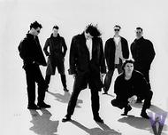 INXS Vintage Print