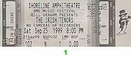 Irish Tenors 1990s Ticket