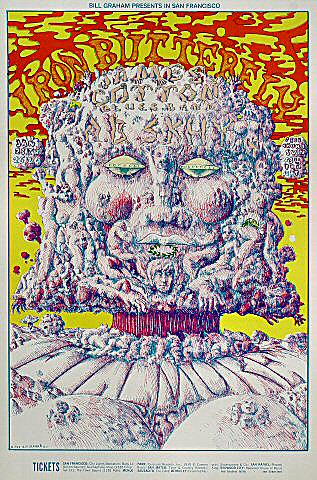 Iron Butterfly Postcard
