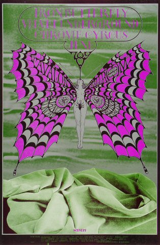 Iron ButterflyPoster