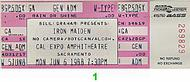 Guns N' Roses 1980s Ticket