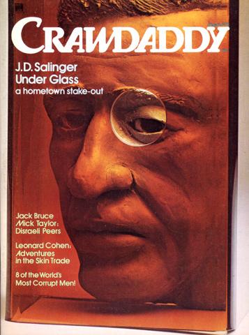 J.D. SalingerCrawdaddy Magazine