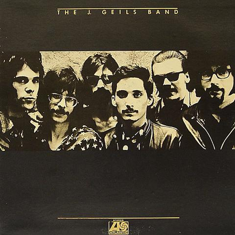 J. Geils Band Vinyl (Used)