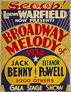 Jack Benny Poster