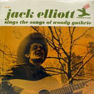 Jack Elliot Vinyl (New)