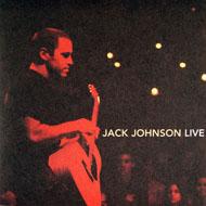 """Jack Johnson Live Vinyl 7"""" (Used)"""
