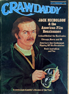 Jack Nicholson Crawdaddy Magazine
