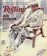 Jack Nicholson Rolling Stone Magazine