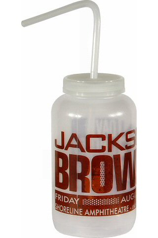 Jackson Browne H2O Bottle