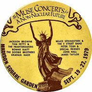 Bruce Springsteen & the E Street Band Pin