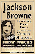 Jackson Browne Poster