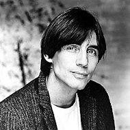 Jackson Browne Promo Print