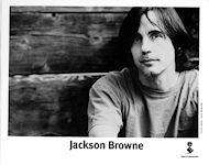 Jackson Browne Promo Print