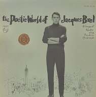 Jacques Brel Vinyl (Used)