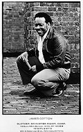 James Cotton Promo Print