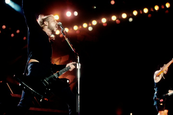 James HetfieldBG Archives Print