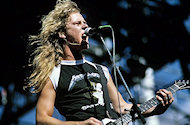 Metallica BG Archives Print