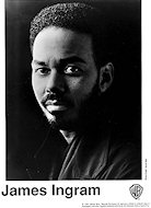 James Ingram Promo Print