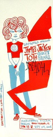 James Jackson Toth Poster