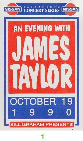 James Taylor Laminate