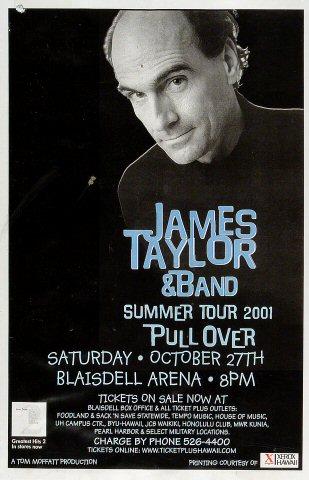 James TaylorPoster