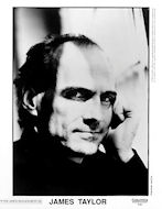 James Taylor Promo Print