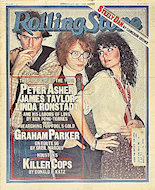 Linda Ronstadt Rolling Stone Magazine