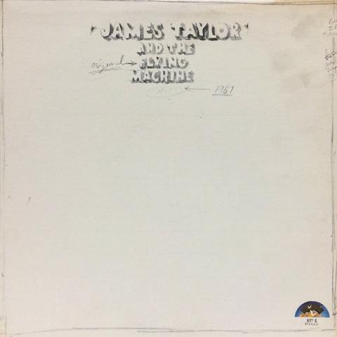 James TaylorVinyl