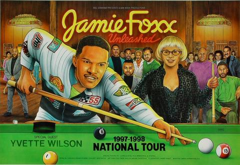 Jamie Foxx Poster