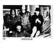 Jamiroquai Promo Print