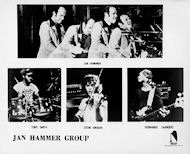 Jan Hammer Group Promo Print