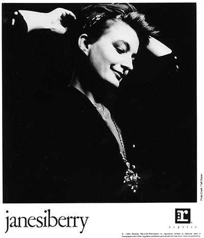 Jane Siberry Promo Print
