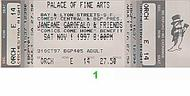 Janeane Garofalo 1990s Ticket