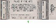 Janeane Garofalo 1990s Ticket