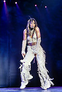 Janet Jackson BG Archives Print