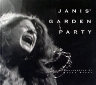 Janis' Garden Party Book