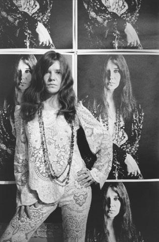 Janis Joplin Fine Art Print