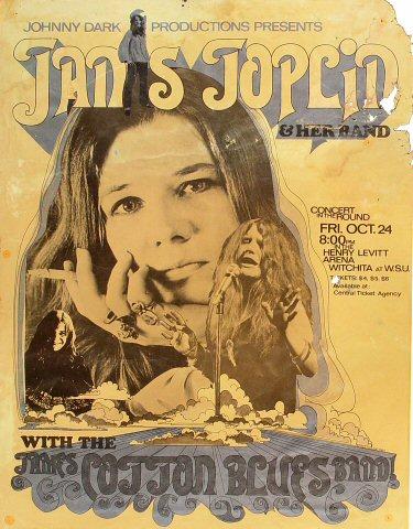 Janis JoplinPoster