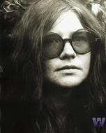 Janis Joplin Vintage Print