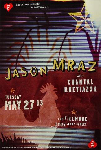 Jason Mraz Poster