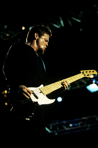 Jason Newsted BG Archives Print