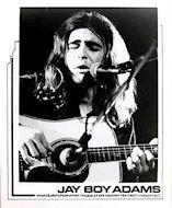 Jay Boy Adams Promo Print
